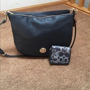 Coach purses and wallet bundle